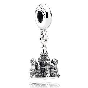 Pandora St. Basil Cathedral Pendant Charm
